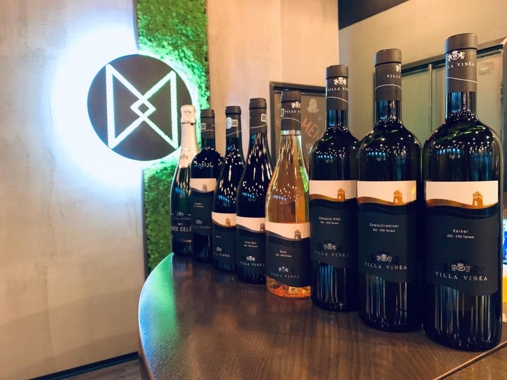 Methexis Wine & More cover