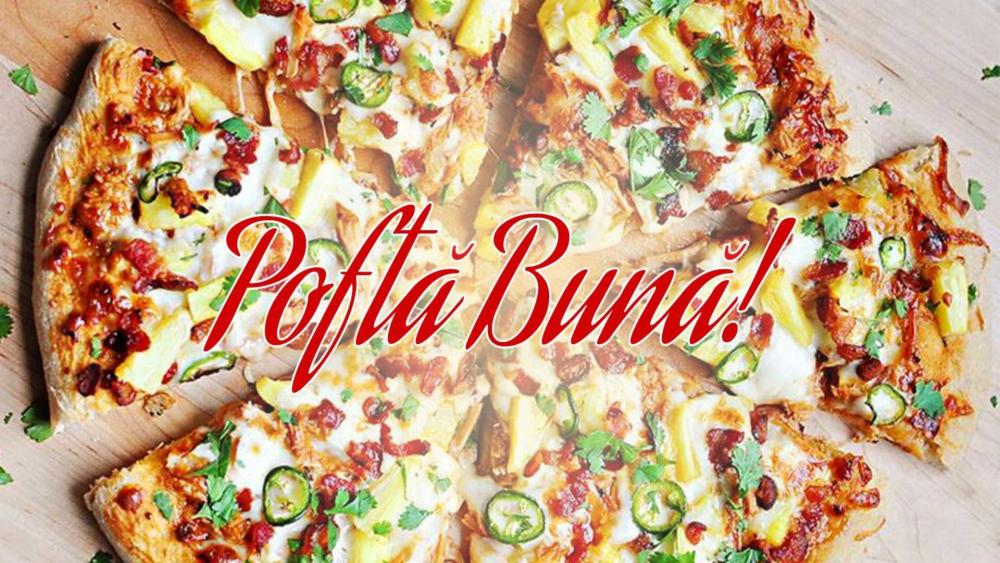 Pizza Volante cover