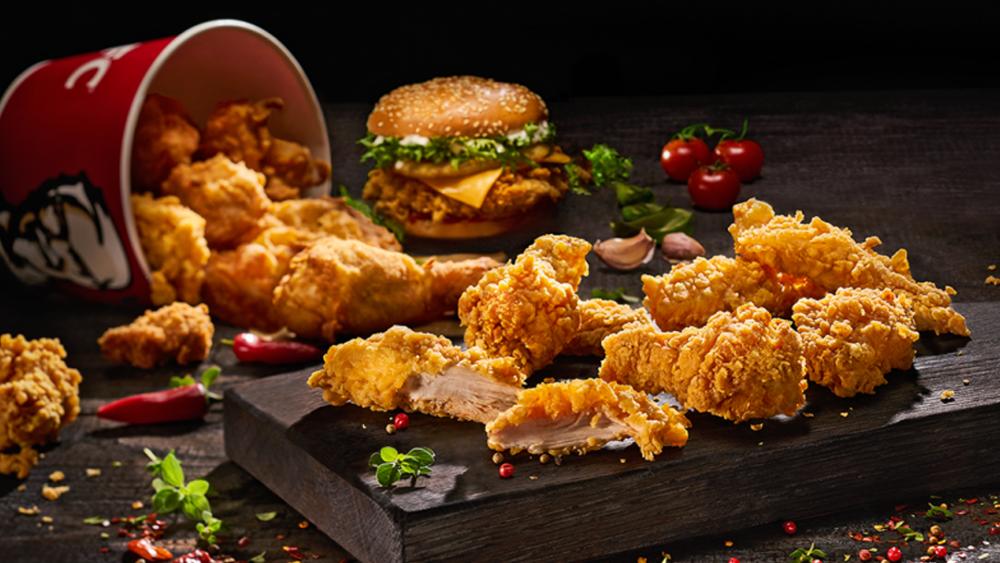 KFC Galati cover