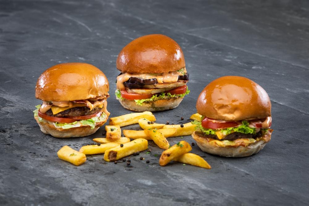 Burger Van Bistro cover