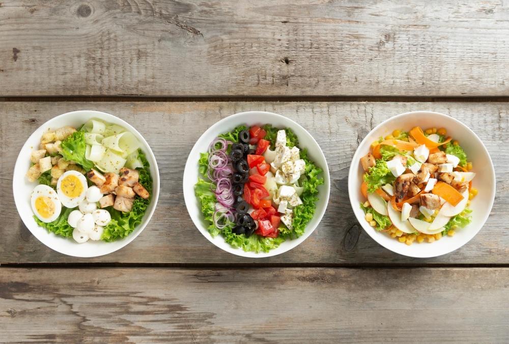Salad Box Shopping City Deva cover