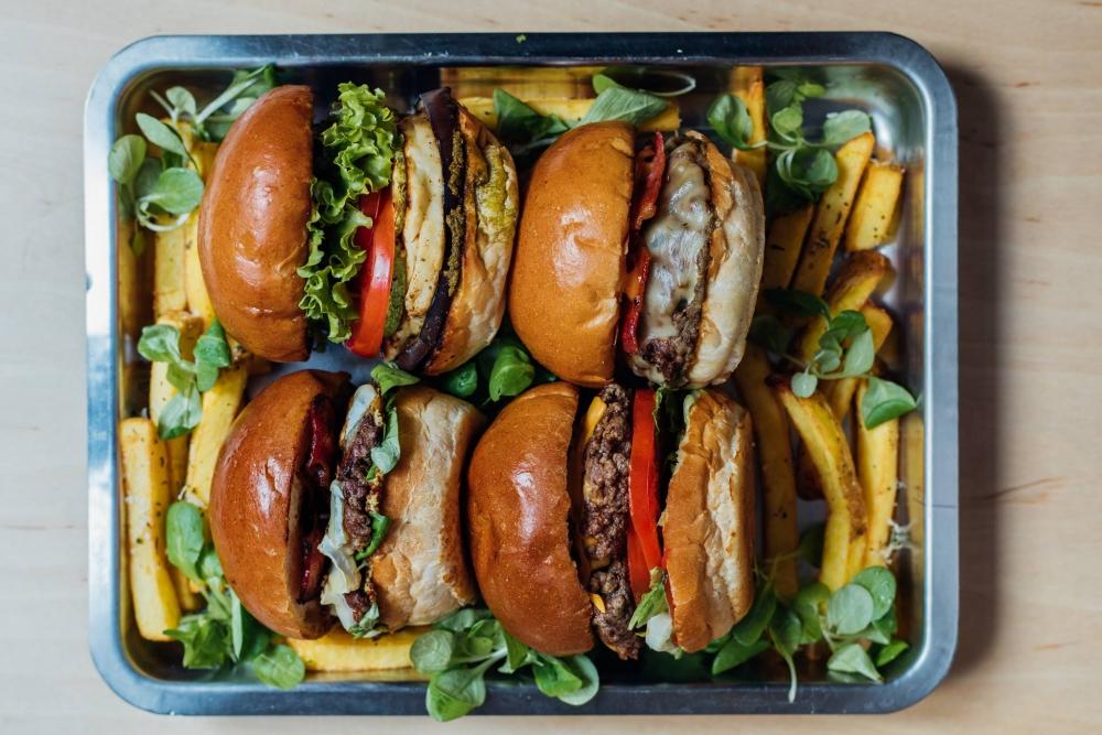 Burger Van Home cover