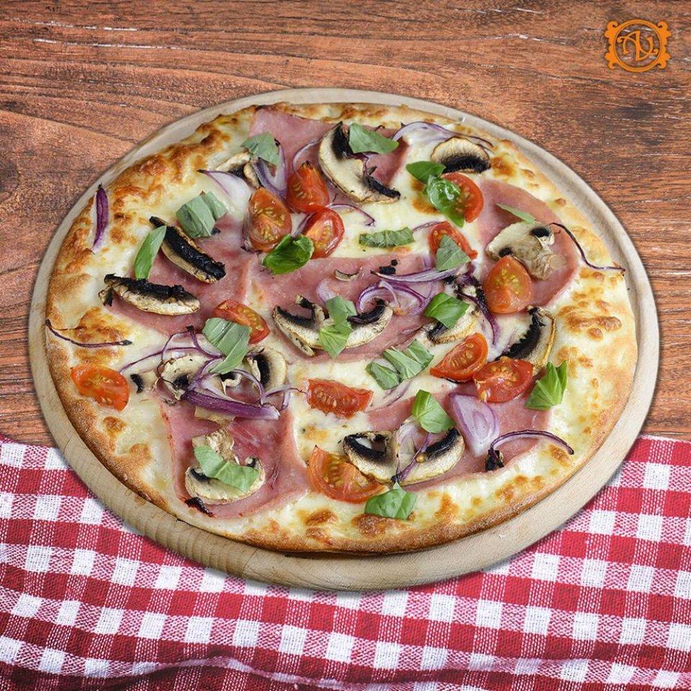Pizzeria Alila cover