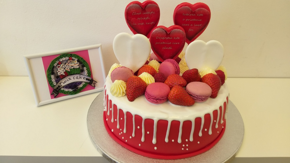 Twin Cake cover