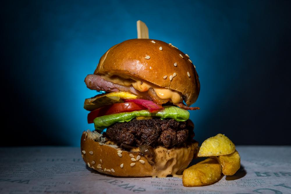 Damir Burger cover