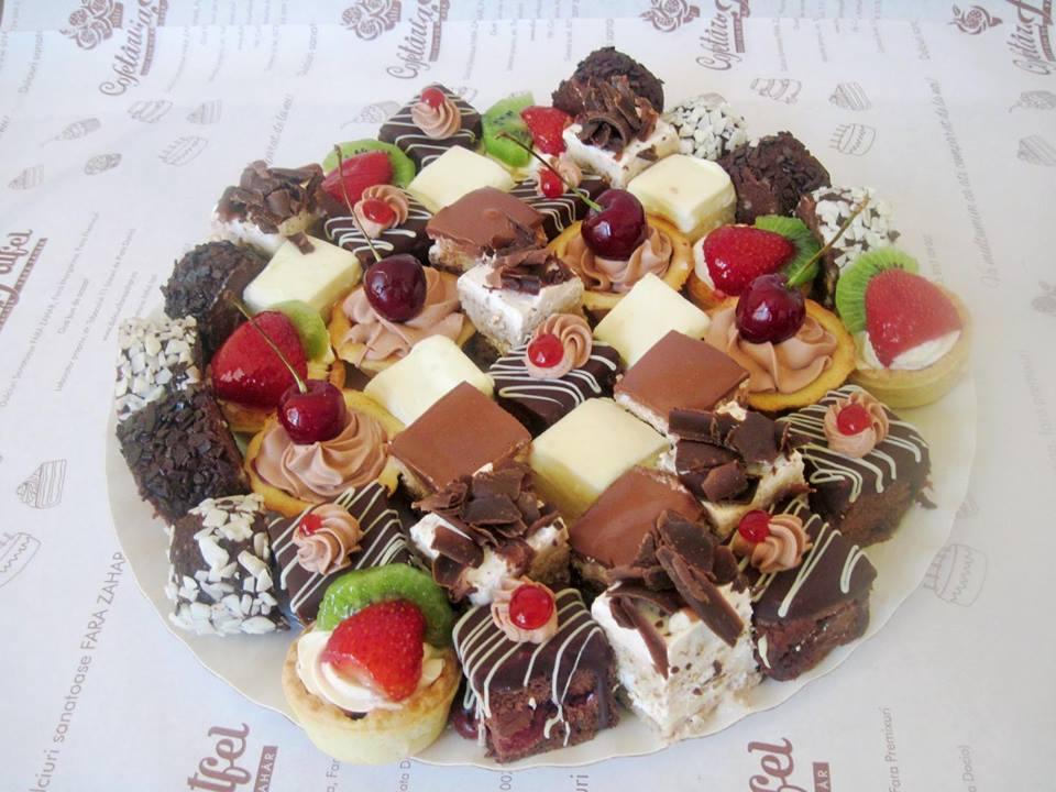 Cofetăria Altfel - dulciuri fără zahăr cover