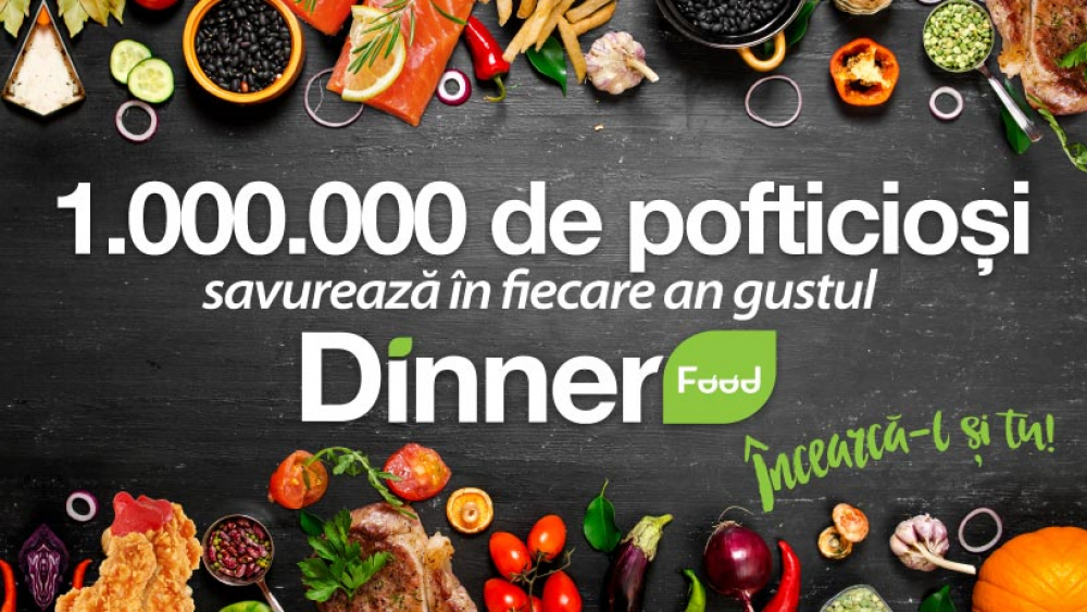Dinner Food Auchan Pallady cover
