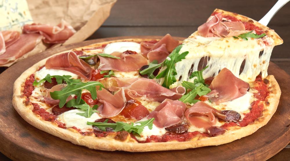Trenta pizza Delea Noua cover