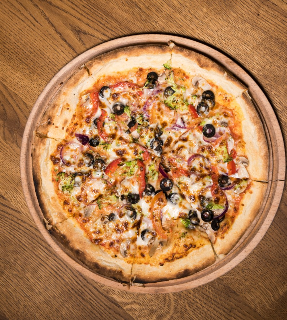 Pizzeria Roti Grill Jumbo cover