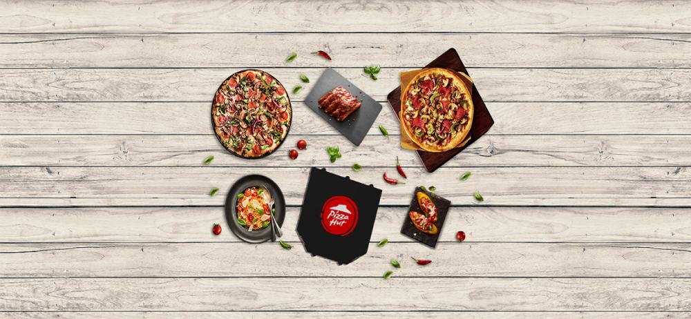 Pizza Hut Romana cover