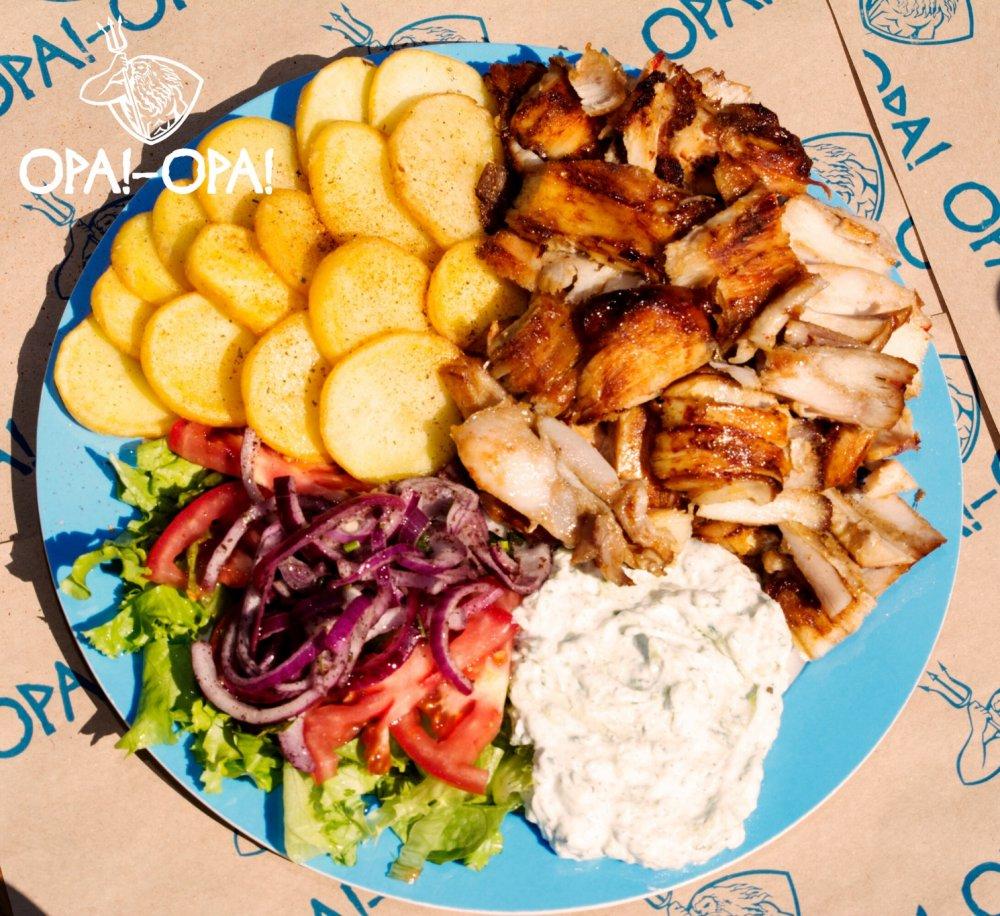 Opa!-Opa! Greek Food cover