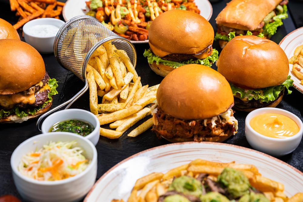 Burger Van Apaca cover