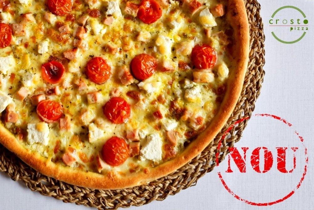 Crosto Pizza cover