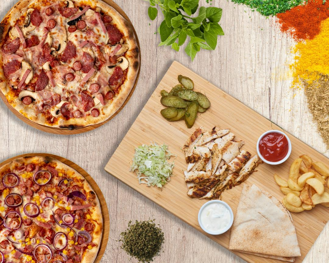 Pizza & Shaorma Delivery cover