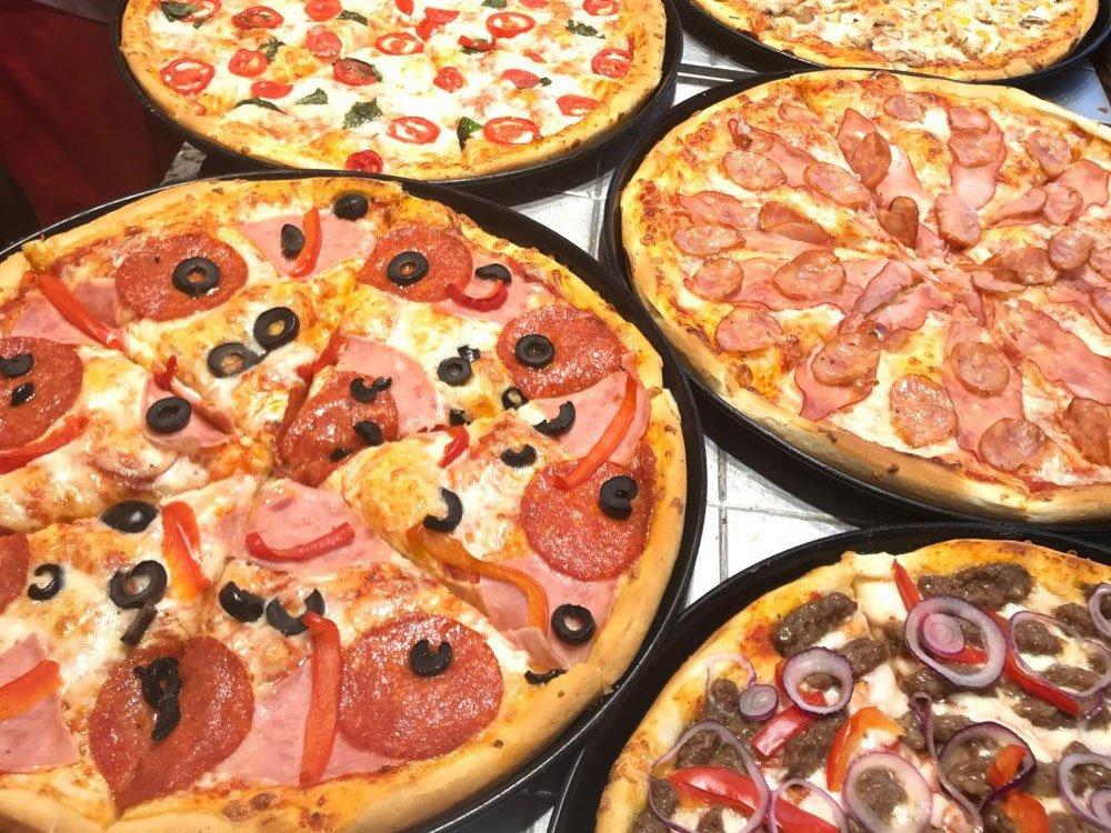 Pizzeria Krantz cover