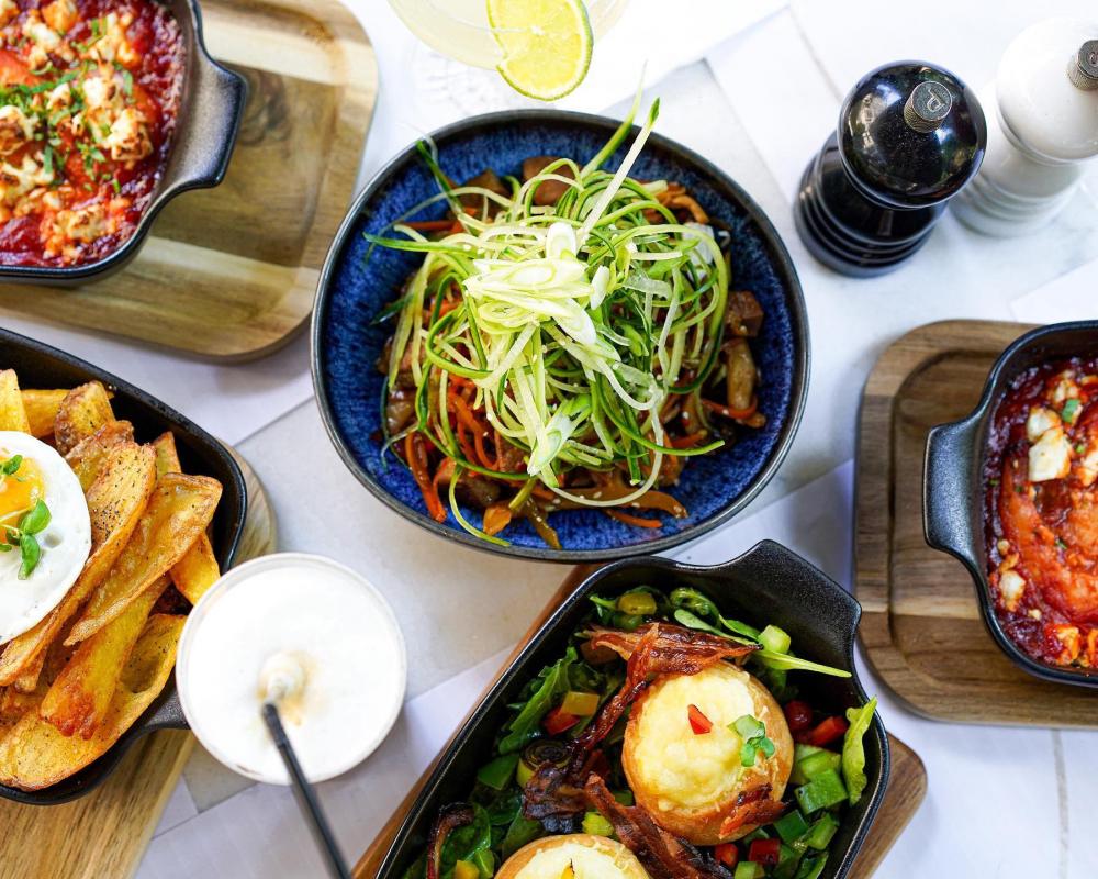 Ergo Restaurant cover