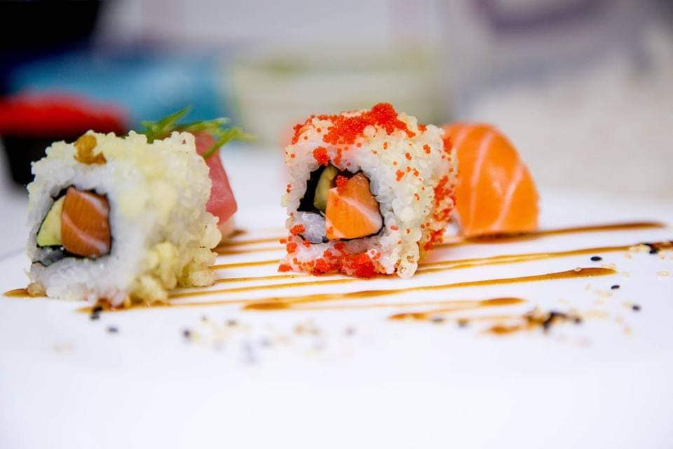 Sushi House Delivery cover