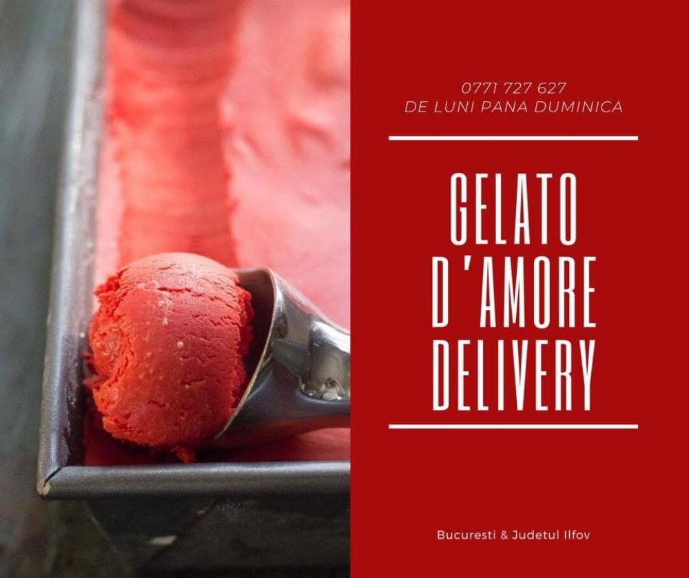 Gelato D`Amore cover