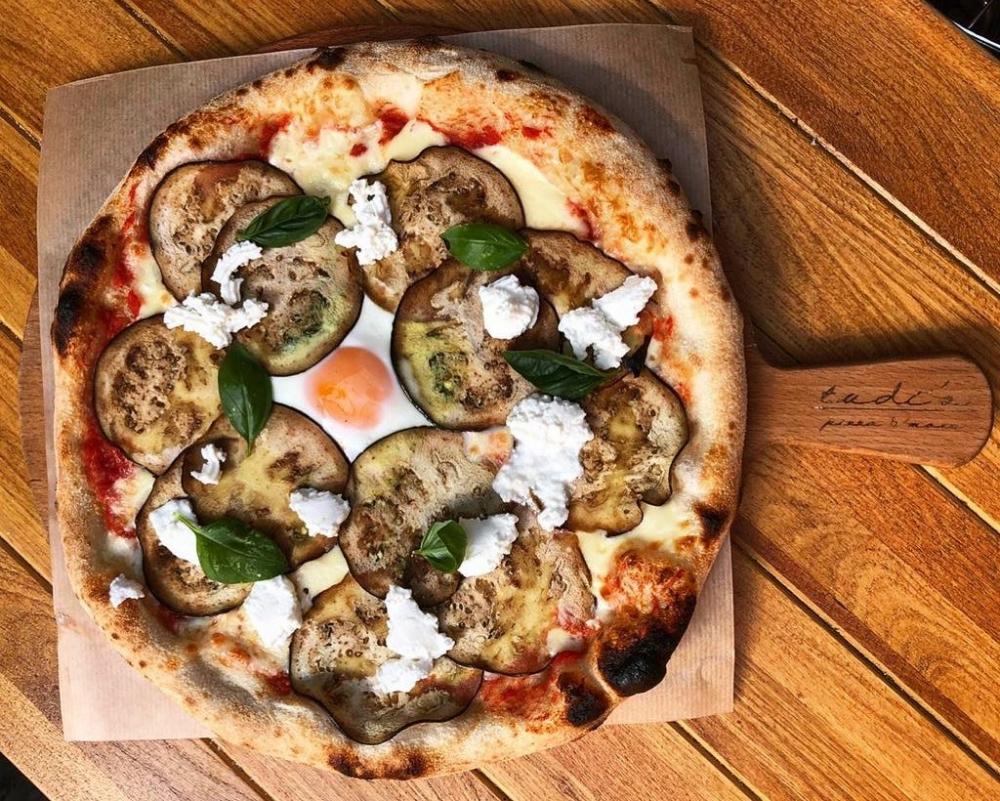 Tudi`s Pizza cover