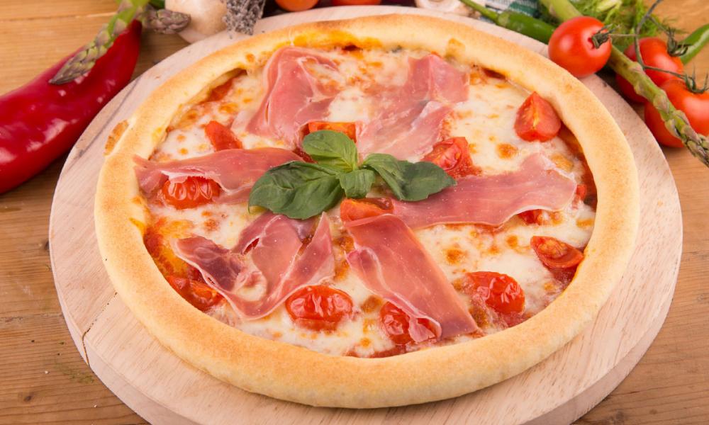 Fabio pizza- Delfinului cover