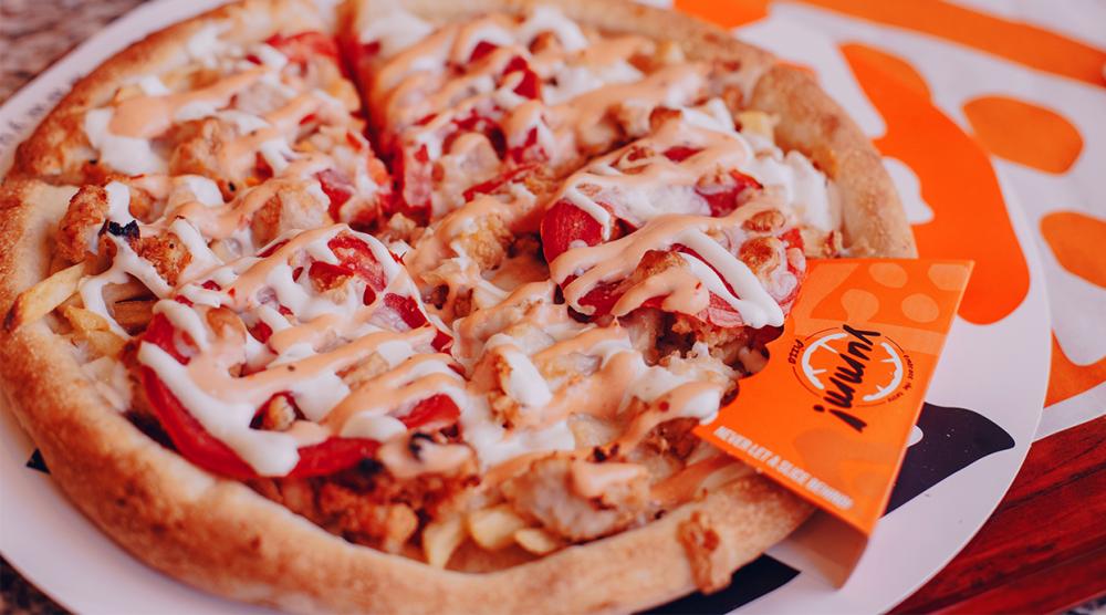 Yumm Pizza cover