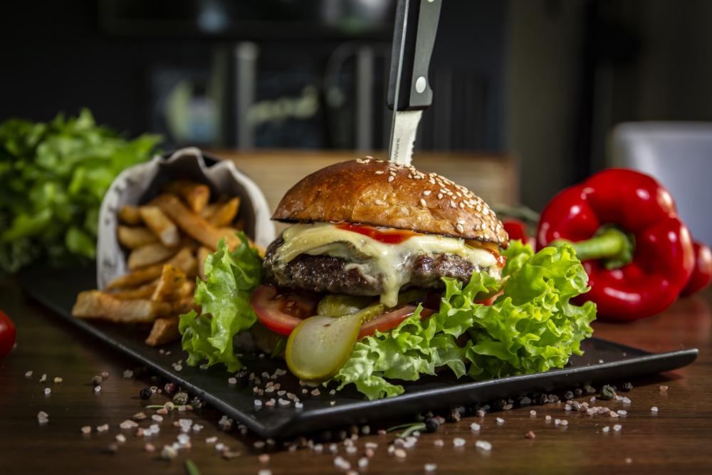 Burger Show Pipera cover