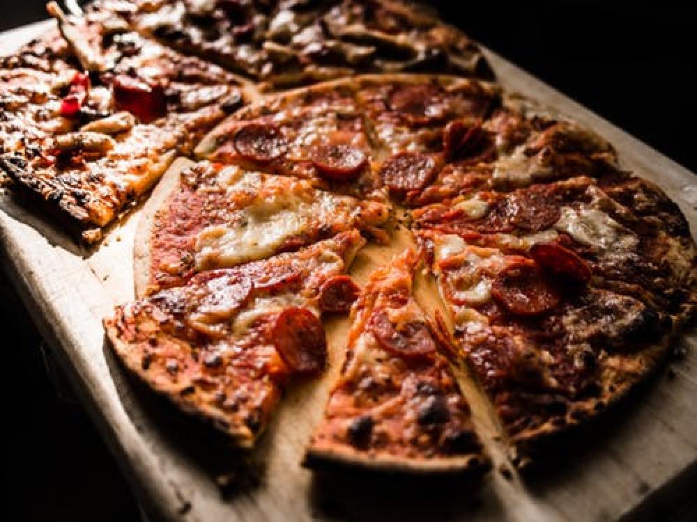 Dream Pizza cover