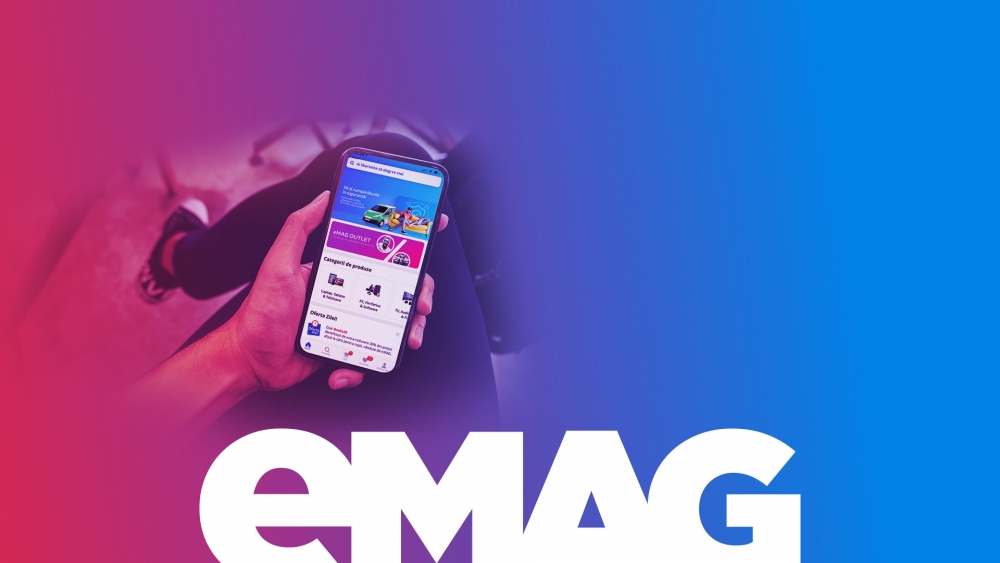 eMAG Galati Shopping City cover