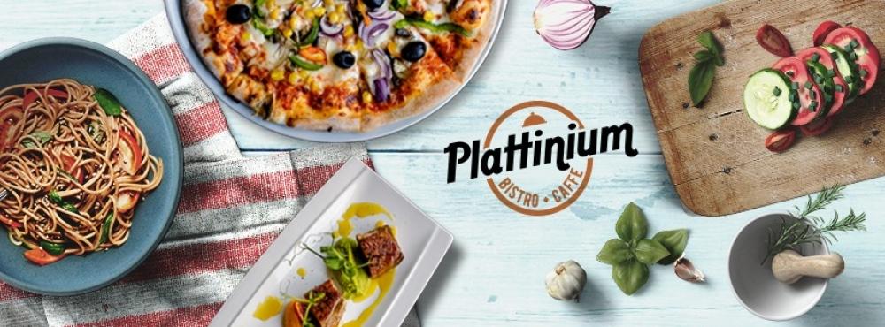 Plattinium Bistro Caffe cover