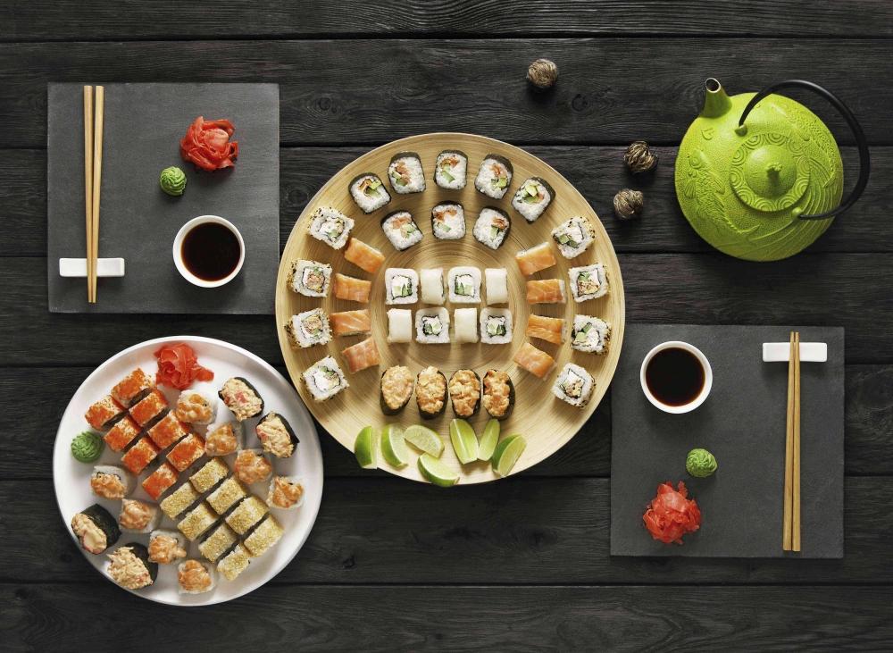 Sushi Master Ploiesti cover