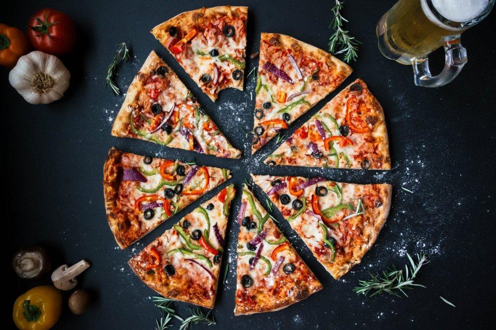 Pizza Nico cover
