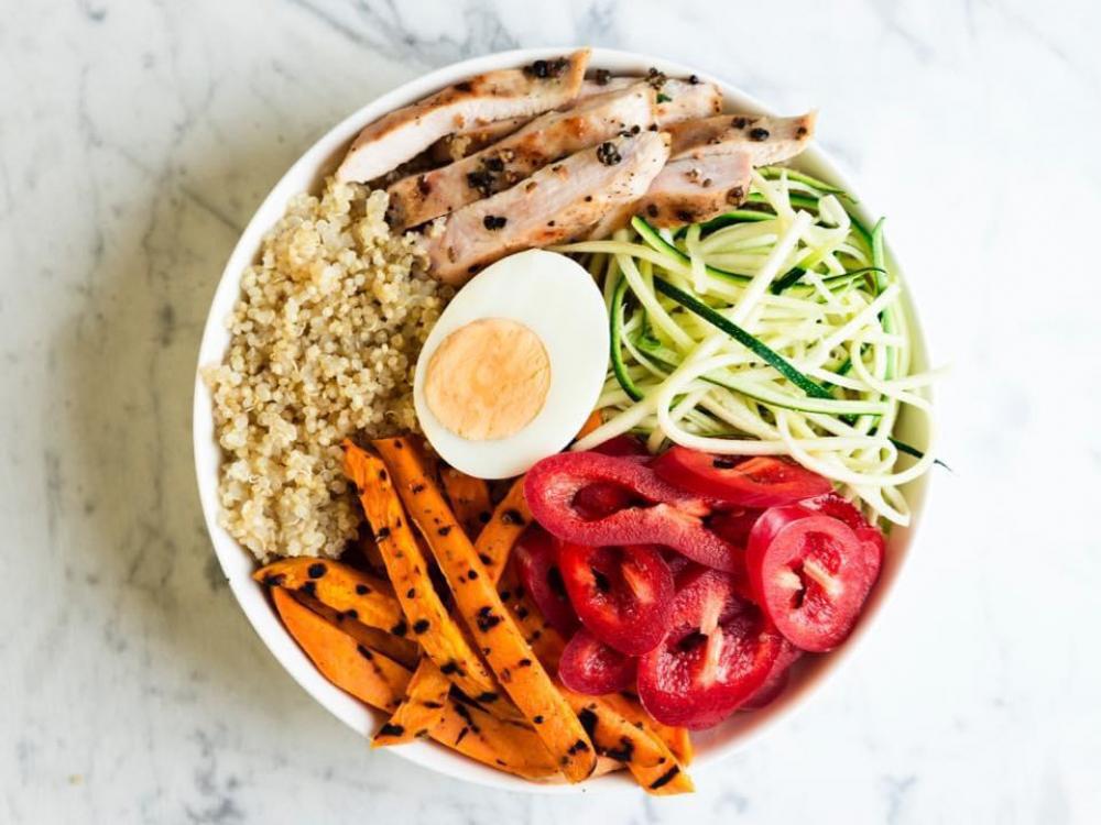 Salad Box Promenada cover