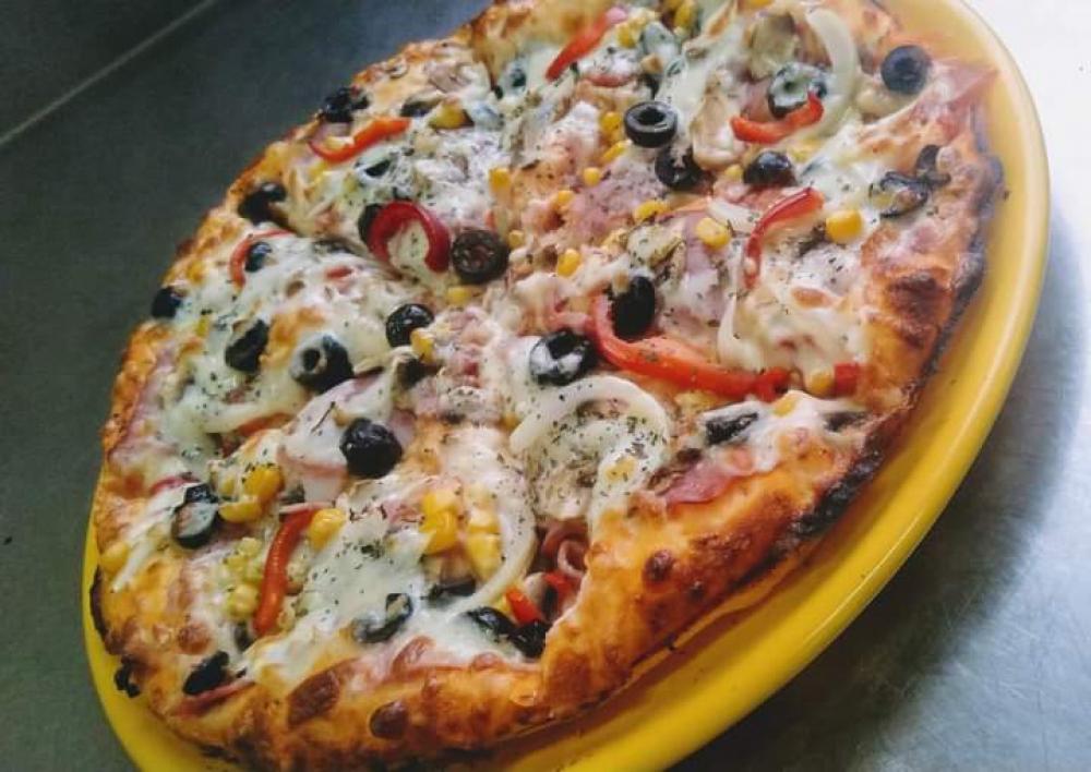 Pizzeria classic cover image