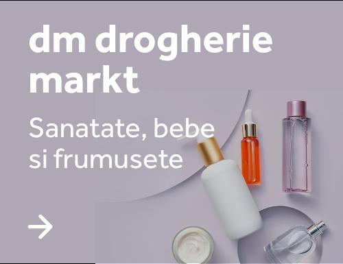 dm drogerie markt Constanta
