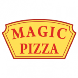 Magic pizza logo
