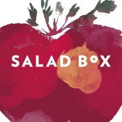 Salad Box Shopping City Deva logo