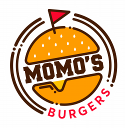 Momo`s Burgers logo