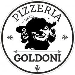 Pizzeria Goldoni logo