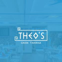 Theo`s Greek Taverna logo