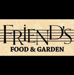 Friends Food&Garden logo