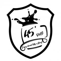 Pub45 logo