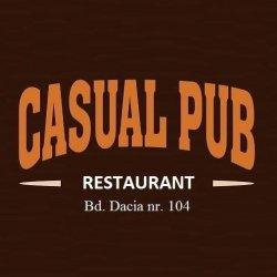 Casual Pub logo