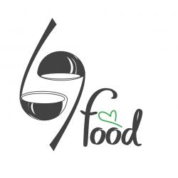 69 Food logo