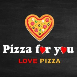 Pizza for you logo