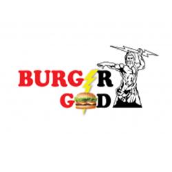Burger God logo