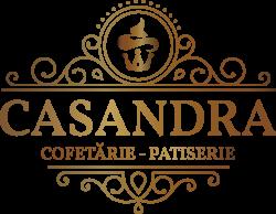 Cofetaria Casandra logo
