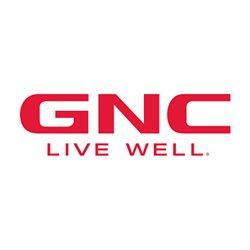 GNC Live Well logo