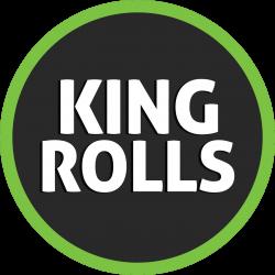 King Rolls logo