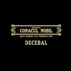 Conacul Nobil Decebal logo