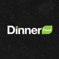 Dinner Food Auchan Titan logo